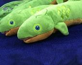 v2 Australia Lungfish Plush!