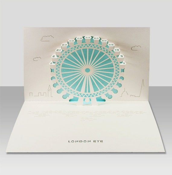 London Eye pop-up