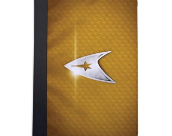 Star Trek Inspired Gold iPad 2/3/4, iPad Air, iPad Air 2
