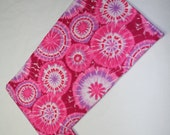 Pad Wetbag - Pink Tie Dye