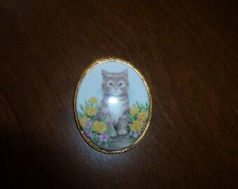 Pretty Kitty Pin