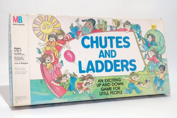 chutes and ladders game instructions