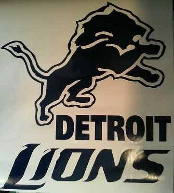 New Detroit Lions Cornhole Decals Ready To Apply 5 Year