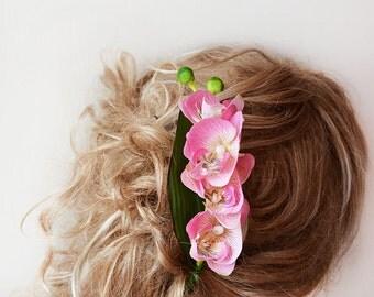 Wedding  Flower Hair Combs,  Wedding Hair Accessories,  Bridal Hair Pieces, hair pin Clips Fascinator, Hair Flower,  Bridesmaid