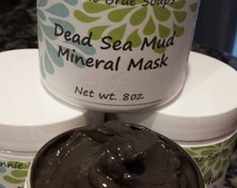 Dead Sea Mud Mineral Mask