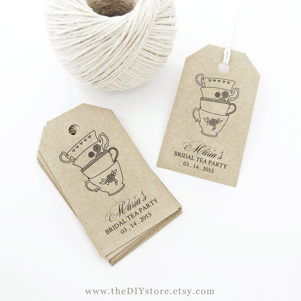printable bridal shower favor tags - 28 images - floral bridal ...