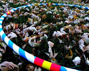 The Colorado Hoop by Colorado Hula Hoops - Specialty Taped HDPE Practice Hoop