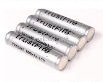 UltraFire or Trustfire 10440 Lithium Rechargeable LED Hula Hoop Battery