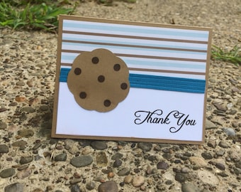 Milk & Cookies Thank You Cards