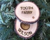 Tooth Fairy Box, Custom Tooth Fairy Pillow Alternative