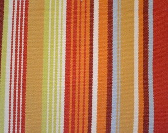 Roth and Thompkins Stripe Pillow Cover
