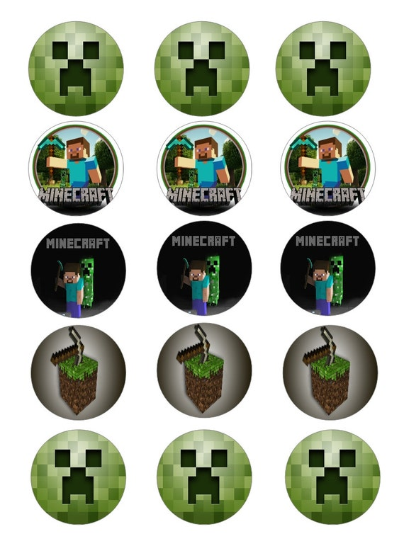 Free Printable Minecraft Birthday Invitations as awesome invitation template
