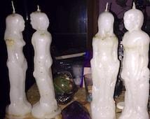 Handmade Figure Candle