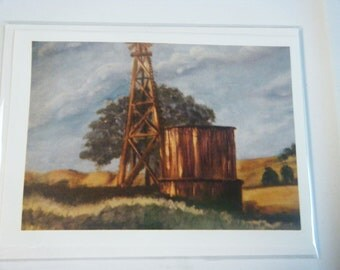 Days Gone By - Notecards and Prints