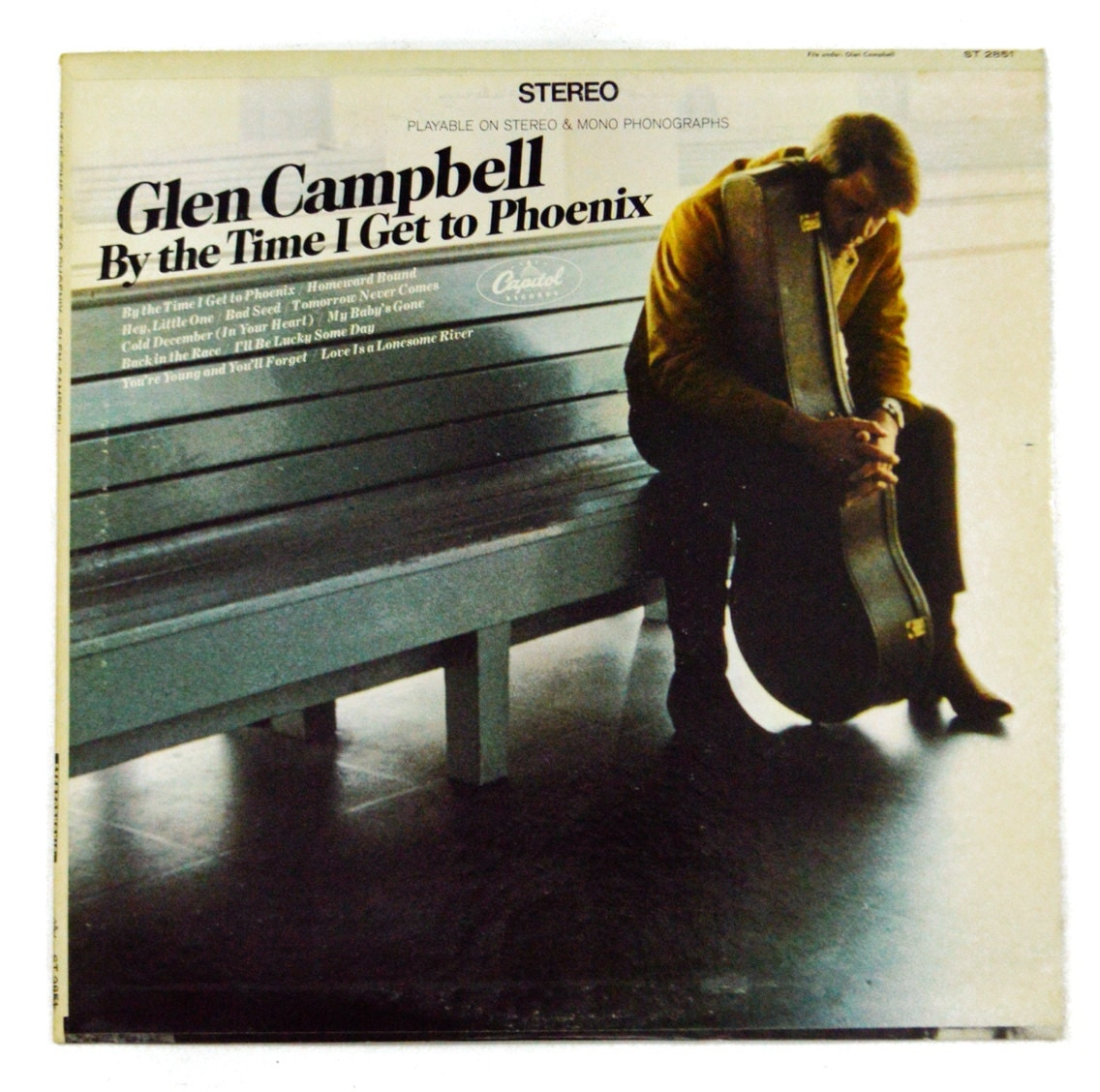 black singles in glen campbell He sold more than 45 million records in his career and topped the country singles glen played all up and country music singing legend glen campbell died.