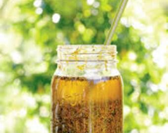 Organic Herbal Blend for Salves, Balms, Oils