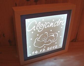 Cloud Lamp,   Personalized Nigth Ligth,Decorative Lighting , Childrens Night Light