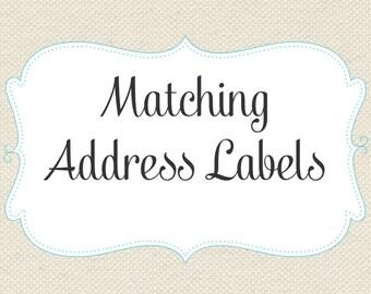 Address Labels- Custom