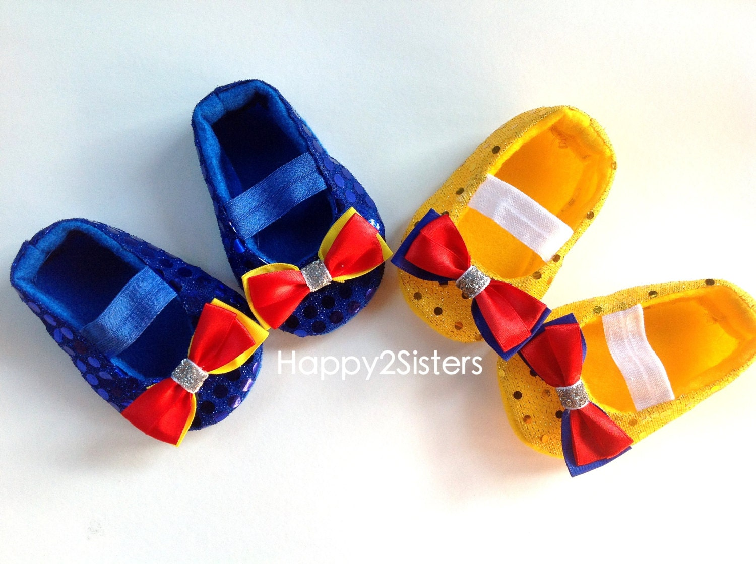 Baby Shoes Snow white baby Shoes Baby Girl Shoes Pricess