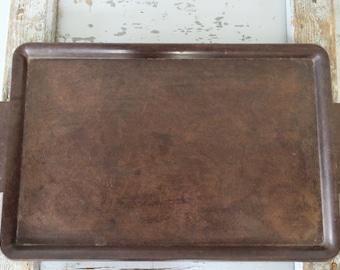 Bakelite vintage tray