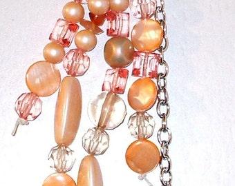 Fairy-Esoteric Portable or Handbag Jewel Sylph Peach