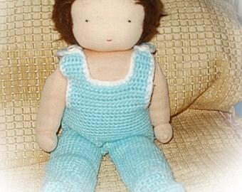 Vintage Waldorf doll--1990's-1995's