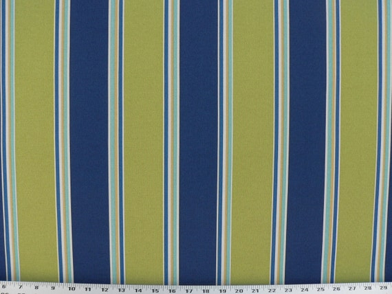 Outdoor Fabric Drapery Fabric Upholstery Fabric Umbrella Fabric Green Blue Yellow White