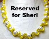 RESERVED FOR SHERI