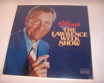 KELLOGG'S  Presents the LAWRENCE WELK Show Album 1978