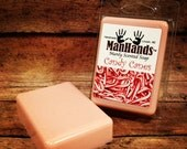 LIMITED TIME! Candy Canes Scented Soap 3 oz. Bar