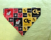 House Divided Dog Bandana