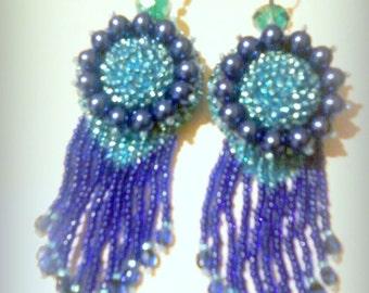"""Earrings """"Medusa"""""""