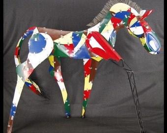 Colorish Horse