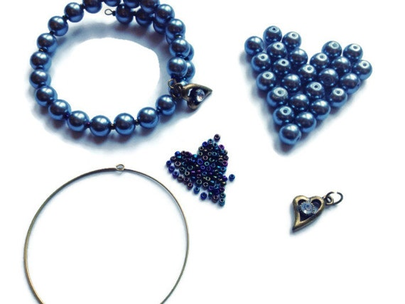 Eco Friendly Heart Bracelet Kit