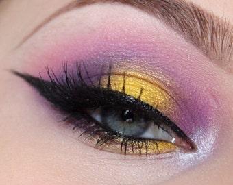 Mineral Eyeshadow Discount Trio- Get this look- All Natural, Vegan Eyeshadow and Eyeliner Makeup