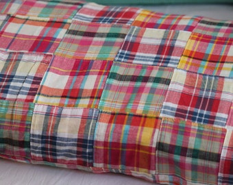 Fabric Finders Madras Plaid Patchwork #41- 1yard