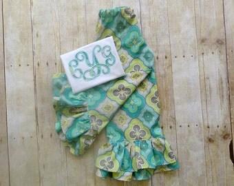 girls ruffle pants outfit monogrammed clothing fall ruffle pants set girls double ruffle pants set birthday monogrammed shirt polka dot