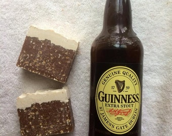 Guiness Oatmeal Stout Soap