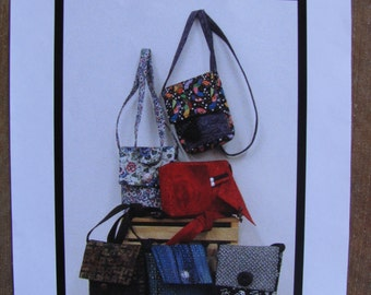 Easy Shoulder Crossbody Bag Pattern