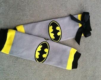 Superhero Leg warmers
