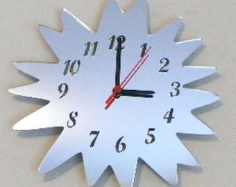 POW Clock Mirror - 2 Sizes Available