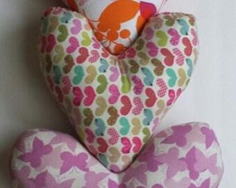Heart Pillows for Cancer