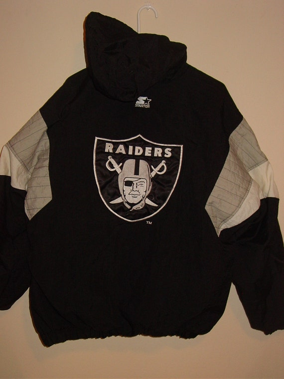 Oakland Raiders Starter Jacket