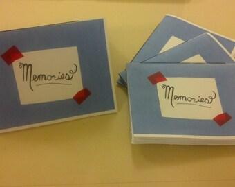 Memories Minizine IN COLOR!