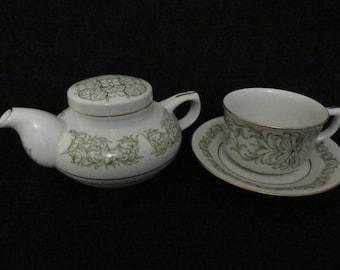 Mlesna Gilded Tea Set Sri Lanka