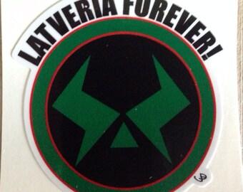 Stickers   Latveria Forever!