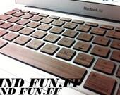Macbook keyboard decal/Macbook Pro Keyboard Skin/Macbook Air Sticker/apple/wireless keyboard/vinyl sticker