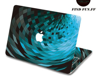 back cover of Decal Macbook Air Sticker Macbook Air Decal Macbook Pro Decal 164