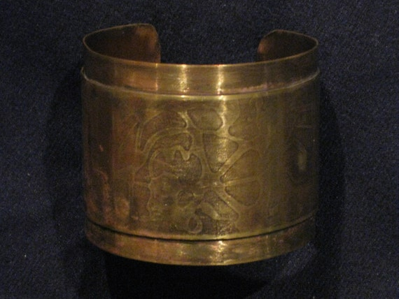 Double Band Cuff - Original new gold bracelet - Handmade  Fabricated