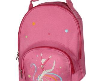 Personalized Backpack Toddler Backpack Preschool Backpack Pink Backpack Dancer Backpack Kids Backpack Toddler Bag Book Bag Girls Backpack